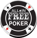 All In Free Poker Logo